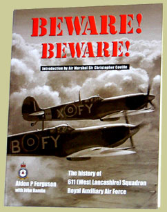 Beware! Beware! book cover